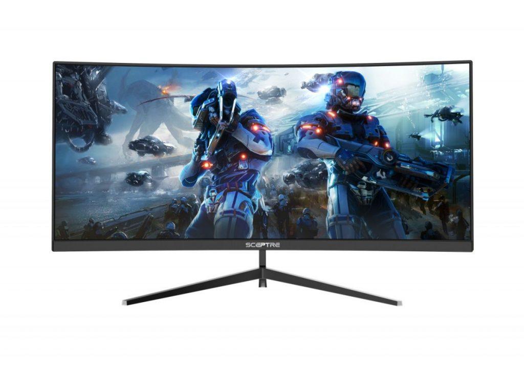 sceptre c305b gaming monitor